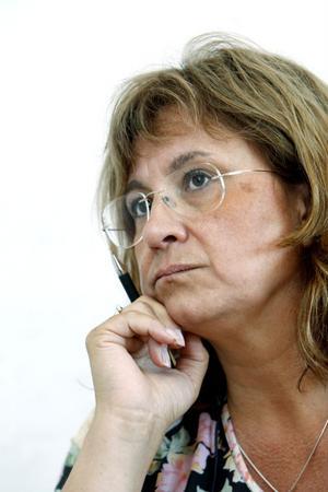 Mia Brodin, chef för socialtjänstens individ- och familjeomsorg.