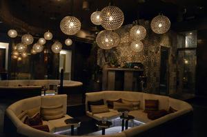 Clarion Collection Hotel Grand. I huset finns även spa Maskrosen som bland annat erbjuder ångbastu, örtbad och många olika behandlingar.