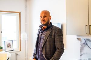 Lönsamheten kräver hus högre än sex våningar tycker Jon Larsgården.