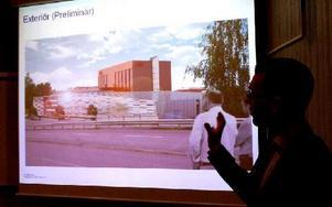 -- Samla medarbetarna under ett tak ger oss förutsättningar för den fortsatta utvecklingen av HVDC-verksamheten, säger Per Eckemark.