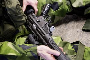 Svenska styrkorna får förutom svenska förband möta USA och Finland som motståndare.