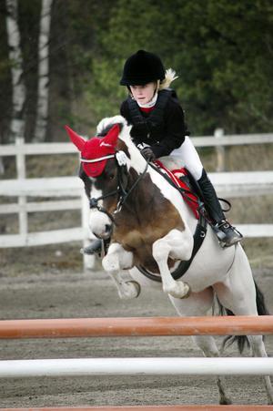 Elsa Norgren/Cowgirl, Hudiksvall.