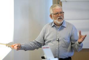 – Kvinnor kan överfallas av flashbacks och panikångest på förlossningsbordet, minnen från sexuella övergrepp, berättade Göran Svedin.