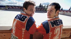 Per Hellmyrs och Pär Törnberg kom till Bollnäs 2009 och sen blev det två raka SM-finaler för Bollnäs.
