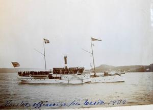 Carl XV ångade på i många år.   Foto i Nils Zetterströms arkiv ÖLA
