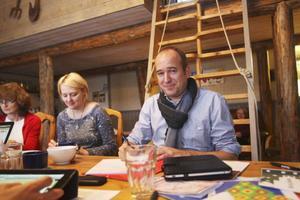 Roger Dols är i vanliga fall lärare i holländska Roda.