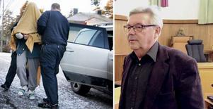 Hela rättegången väcker uppmärksamhet som är till olägenhet för den åtalade 20-åringen förklarar lagman Christer Forsberg vid Hudiksvalls tingsrätt.