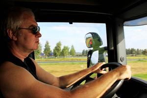 David Ericsson författare och lastbilschaufför.