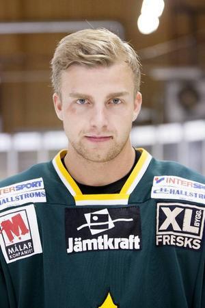 Joel Åkesson har spelat med Kallinge/Ronneby.