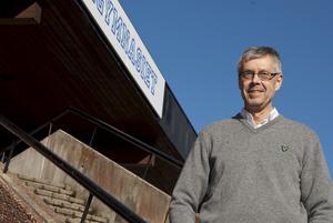 Torgny Martinsson gör sin sista dag på Ullvigymnasiet.