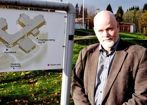 Bengt Eriksson, ställföreträdande verksamhetschef regionkliniken i Sundsvall.