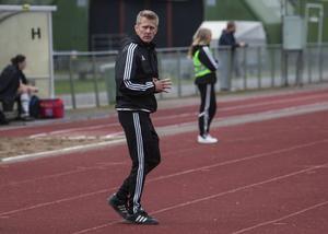 Ljusdals tränare Tomas Wennberg har inga planer på att hämta fler spelare från Mohed.