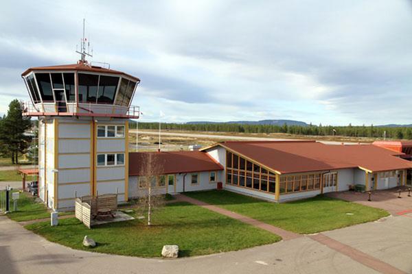 Härjedalen-Sveg airport