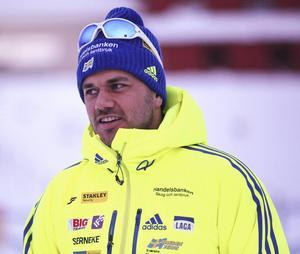 Norske Tobias Torgersen är utvecklingschef för Svenska Skidskytteförbundet och chefstränare för JVM-laget.
