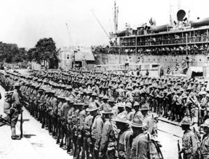 Historieintresset ökar åtminstone statistiskt, men omfattar detta första världskrig?