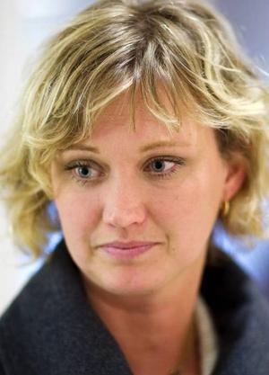 Terese Engman, 36 år, Lit:– Ja, jag sparar för att överleva.
