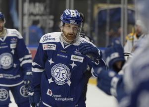 Mattias Ritola är tillbaka i Leksandströjan. Frågan är om kompisen Patrik Zackrisson ansluter?