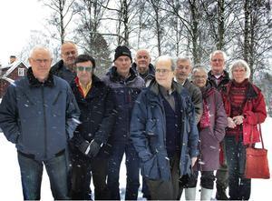Företrädare för Naturskyddsföreningen i Borlänge, Ludvika och Gagnef, Tunabygdens fågelklubb och Skogsriskan vill skapa Gyllbergens Skogsrike av flera närliggande reservat.