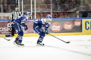 Mattias Ritola får nya kedjekamrater mot HV 71.