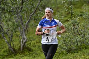 Moras Magdalena Olsson tävlar nu i EM i skidorientering i finska Imatra, det i ett mästerskap med stora teknikproblem.
