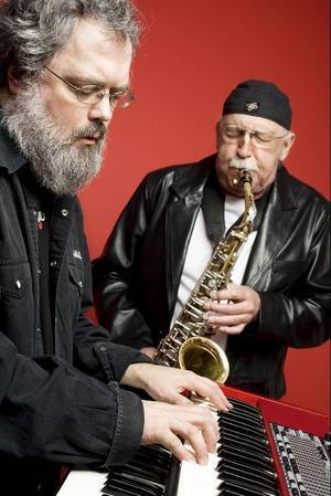 Duon Johannes Landgren, orgel och Håkan Lewin, saxofon besöker Stora kyrkan till helgen.