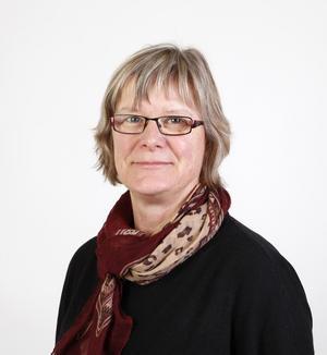 Eva Lundberg är nationell samordnare för ATK-verksamhet på Trafikverket. ATK står för automatisk trafiksäkerhetskontroll med kamera.Foto: Kristina Jonsson Baars/Trafikverket.