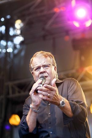 Thomas Stier har bland annat jobbat med Lasse Berghagen.