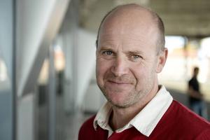 Jonas Claesson, tränare i Vetlanda.