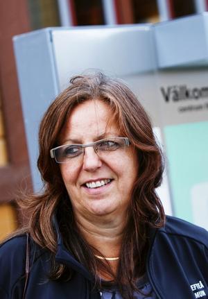 Maria Modin, chef på Reveljen.