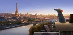 EN KÄNDIS. Råttkocken Remy gjorde succé i den animerade filmen Råttatouille.