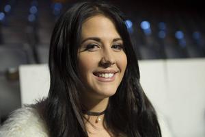 Molly Sandén hoppas att hon ska vinna den internationella juryns gunst i finalen.