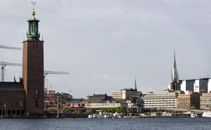 Ett vanligt prespektiv för partier och medier, tycker Håkan Larsson (C).