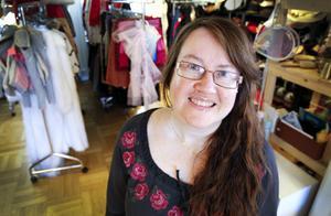 Maria Flink, lärare på kulturskolan.