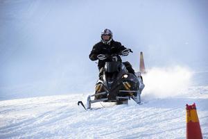 På lördag startar Losveckan med en skoterträff i Los slalombacke.