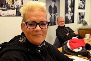 Marika Ejleström, behandlingsassistent på Slink In är överlycklig över initiativet.