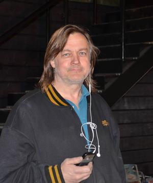 Per Eriksson startade företaget Starlight för 25 år sedan. Nu satsar han på ett stort nöjespalats söder om Avesta.