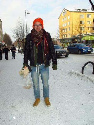 Daniel Gustafsson.