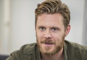 I Timrå får Sebastian en ny roll som center, efter att tidigare ha varit forward.