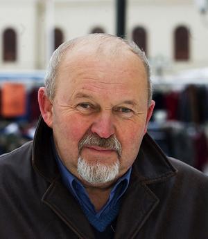 – Nej, det brukar jag inte tänka på. Jag kom nyss hem från USA. Det enda som gör mig orolig är att jag är flygrädd, men annars är det inget.Nils-Erik Tjernström, 65 år, pensionär, Sundsbruk.