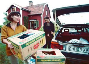 Många flyttlass går från Dalarna till Stockholm. Utbudet av utbildning och jobb är viktiga faktorer bakom beslutet att flytta.