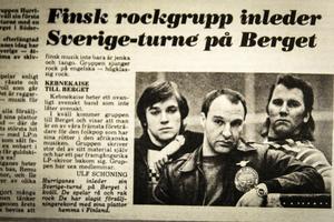 Söderhamns-Kuriren, augusti 1977.