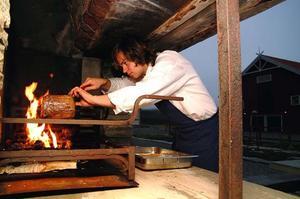 Magnus Nilsson är köksmästare på Fäviken Magasinet som LT:s Elisabet Rydell-Janson besökte hösten 2008.