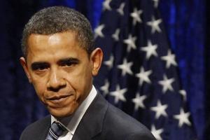 ...är nära Obama.