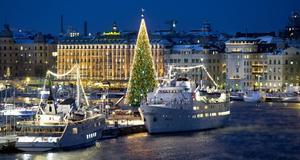 Njut av julen i Stockholm.