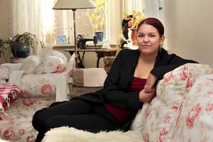 Anisktet utåt för UNF. Anna Danielsson, ordförande i Ungdomens nykterhetsförbund i Västmanland, har inget emot att gå på fest. Men någon alkohol behöver hon inte för att ha skoj.