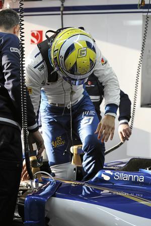 Marcus Ericsson, Sauber F1 Team.