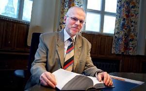 Jag har friat folk vars oskuld jag tvivlat på, säger avgående lagmannen i Mora, Lars-Erik Bergström.
