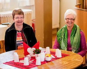 Siv Hansson och Berit Karlsson får Eriksstipendiet för sina insatser för nyanlända.