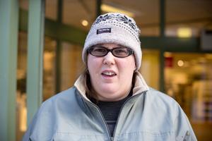 Hanna Löfgren, Härnösand:– Ja, i går på tjugondag Knut. Nu är allt som har med julen att göra undanstoppat.