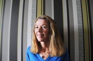 Louise Olofsson, 54 år, Strömsund.   Ansvar: Knallemarknaden.   Dundermarknaden för mig: